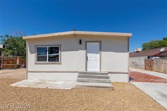 3503 Marquette Drive, Las Vegas, NV 89115 (MLS #2297137) :: Signature Real Estate Group