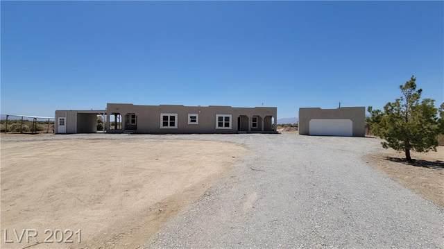 3301 California Street, Pahrump, NV 89060 (MLS #2297153) :: Signature Real Estate Group