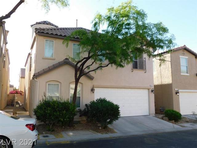 5672 Woods Crossing Street, Las Vegas, NV 89148 (MLS #2297155) :: The Shear Team