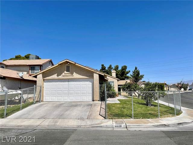 4400 Mossy Rock Court, Las Vegas, NV 89108 (MLS #2297164) :: Lindstrom Radcliffe Group