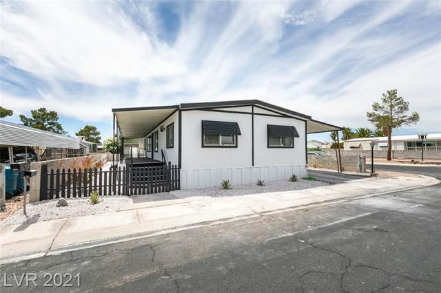 3383 Fort Smith Drive, Las Vegas, NV 89122 (MLS #2297165) :: DT Real Estate