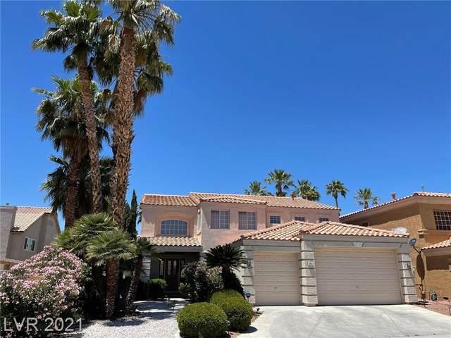 281 Francisco Street, Henderson, NV 89014 (MLS #2297211) :: Galindo Group Real Estate