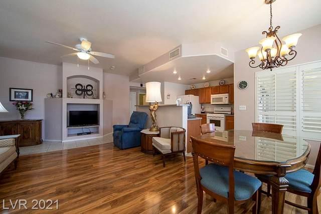 1320 Red Gable Lane #102, Las Vegas, NV 89144 (MLS #2297288) :: Galindo Group Real Estate