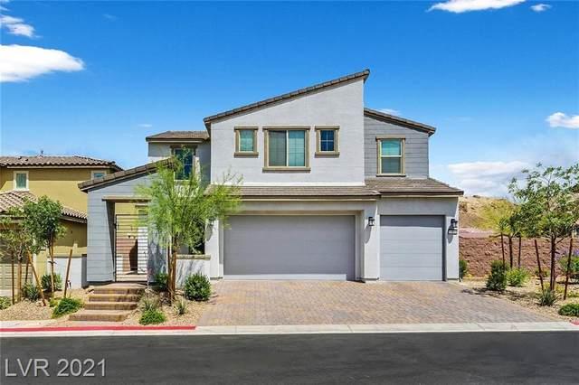 8 Verde Rosa Drive, Henderson, NV 89011 (MLS #2297298) :: Jack Greenberg Group