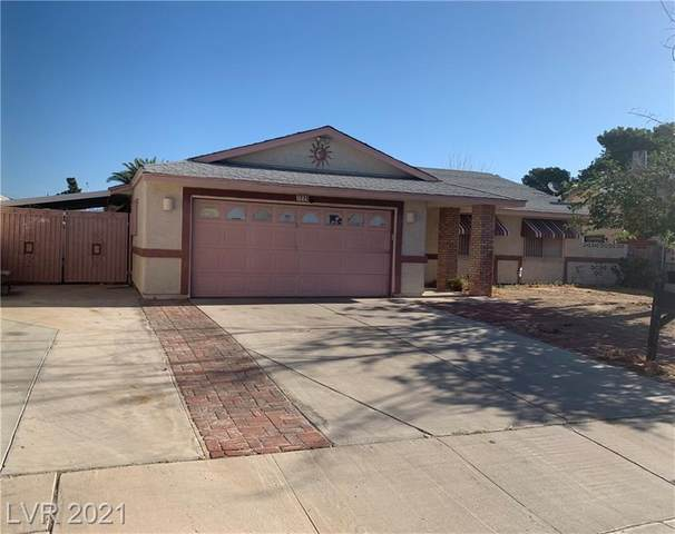 7220 Tempest Place, Las Vegas, NV 89145 (MLS #2297308) :: ERA Brokers Consolidated / Sherman Group