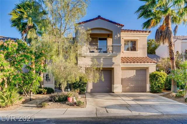8513 Montago Valley Avenue, Las Vegas, NV 89117 (MLS #2297362) :: Signature Real Estate Group