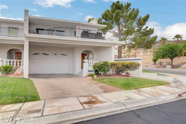 494 Marina Cove #494, Boulder City, NV 89005 (MLS #2297379) :: ERA Brokers Consolidated / Sherman Group