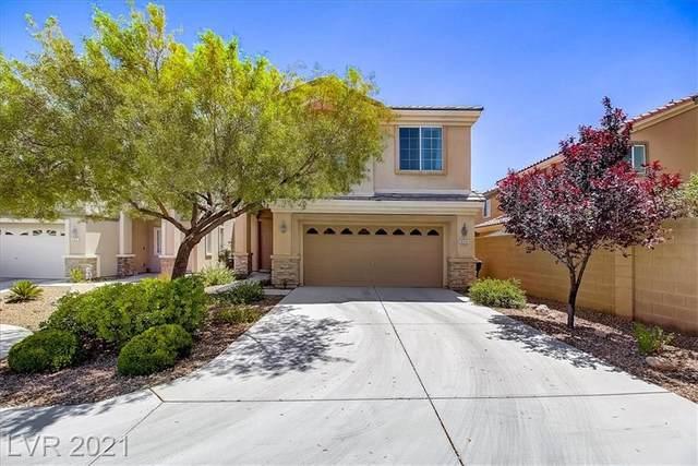 8354 S Monte Cristo Way, Las Vegas, NV 89113 (MLS #2297414) :: Lindstrom Radcliffe Group