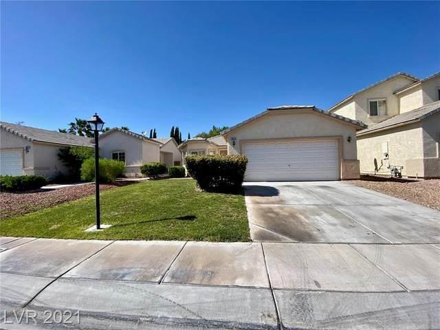 4828 Morning Splash Avenue, Las Vegas, NV 89131 (MLS #2297416) :: The Shear Team