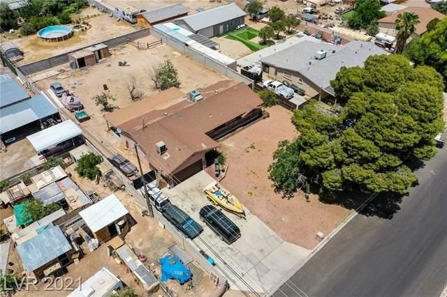 837 Apache Lane, Las Vegas, NV 89110 (MLS #2297509) :: Jeffrey Sabel