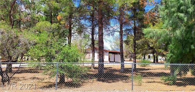 1240 Vondell Drive, Pahrump, NV 89048 (MLS #2297537) :: Galindo Group Real Estate