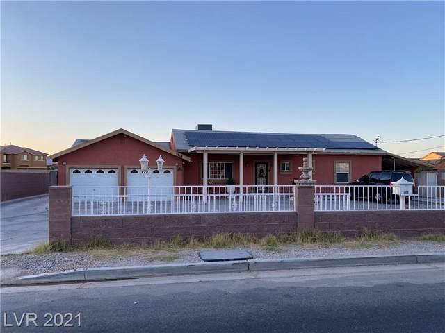 3908 W Gowan Road, North Las Vegas, NV 89032 (MLS #2297567) :: Signature Real Estate Group