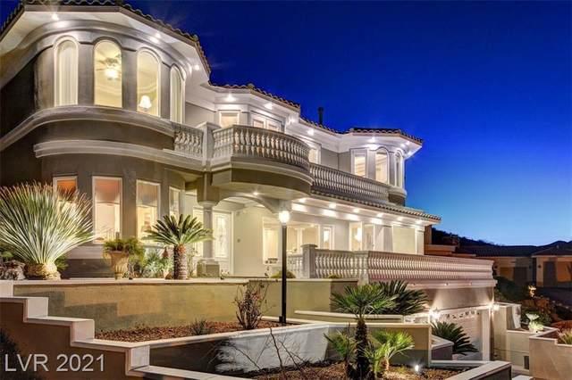 218 Desert Rose Court, Boulder City, NV 89005 (MLS #2297596) :: Custom Fit Real Estate Group