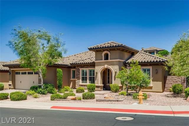 2912 Grande Arch Street, Henderson, NV 89044 (MLS #2297617) :: Jeffrey Sabel