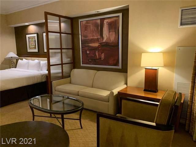 145 E Harmon Avenue #3219, Las Vegas, NV 89109 (MLS #2297643) :: Jack Greenberg Group