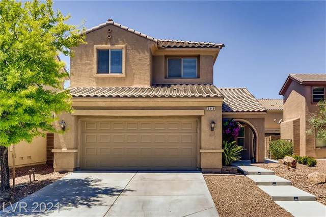 6849 Homing Dove Street, North Las Vegas, NV 89084 (MLS #2297695) :: Signature Real Estate Group