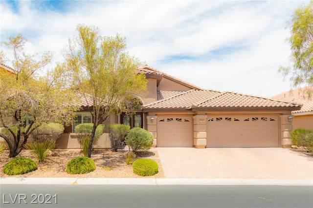 8136 Dolce Volpe Avenue, Las Vegas, NV 89178 (MLS #2297763) :: Vestuto Realty Group