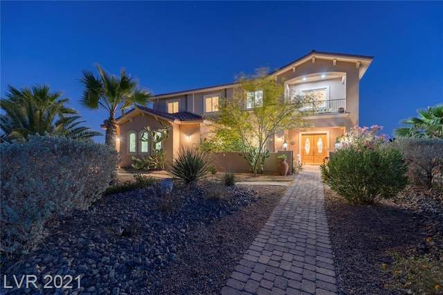 8715 W Fisher Avenue, Las Vegas, NV 89149 (MLS #2297765) :: Signature Real Estate Group