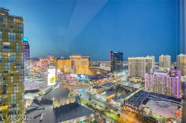 3750 S Las Vegas Boulevard #2607, Las Vegas, NV 89158 (MLS #2297767) :: Hebert Group | Realty One Group