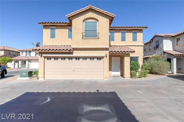 938 Valetta Flat Avenue, Las Vegas, NV 89183 (MLS #2297778) :: The Shear Team