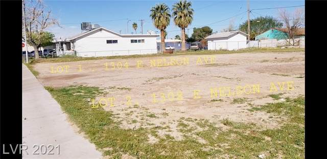 1304 E Nelson Avenue, North Las Vegas, NV 89030 (MLS #2297792) :: Galindo Group Real Estate