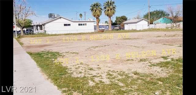 1308 E Nelson Avenue, North Las Vegas, NV 89030 (MLS #2297799) :: Galindo Group Real Estate