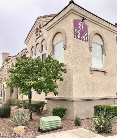10550 W Alexander Road #2150, Las Vegas, NV 89129 (MLS #2297832) :: Jack Greenberg Group