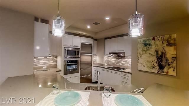 2700 Las Vegas Boulevard #3403, Las Vegas, NV 89109 (MLS #2297856) :: Jack Greenberg Group