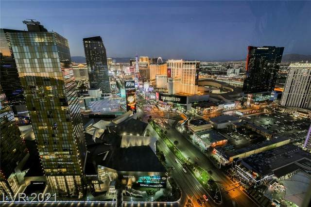 3750 S Las Vegas Boulevard #3305, Las Vegas, NV 89158 (MLS #2297860) :: Vestuto Realty Group