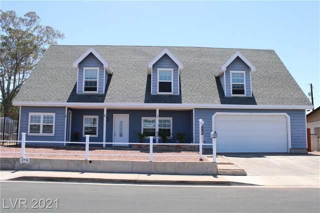 206 Kansas Avenue, Henderson, NV 89015 (MLS #2297883) :: Galindo Group Real Estate