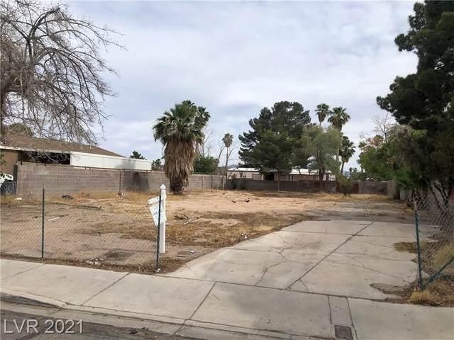 4941 E Twain Avenue, Las Vegas, NV 89121 (MLS #2297912) :: The Melvin Team