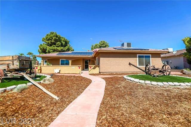 4613 Country Gables Court, North Las Vegas, NV 89031 (MLS #2297923) :: Galindo Group Real Estate