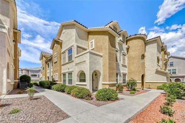 8777 W Maule Avenue #2158, Las Vegas, NV 89148 (MLS #2297956) :: Jack Greenberg Group