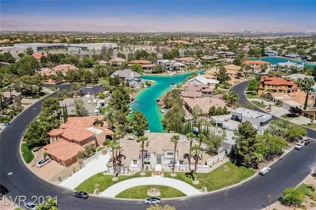 2824 High Sail Court, Las Vegas, NV 89117 (MLS #2297968) :: Galindo Group Real Estate