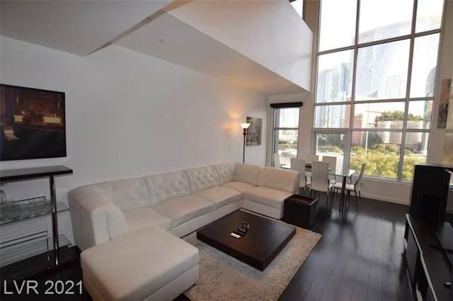 4515 Dean Martin Drive #201, Las Vegas, NV 89103 (MLS #2297982) :: DT Real Estate