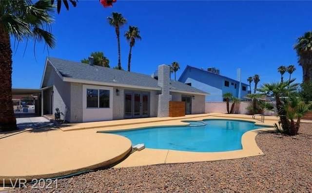 4164 Don Bonito Street, Las Vegas, NV 89121 (MLS #2297988) :: Signature Real Estate Group