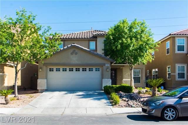 3325 Conterra Park Avenue, North Las Vegas, NV 89081 (MLS #2298000) :: Custom Fit Real Estate Group
