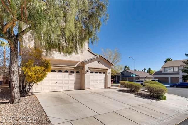 2744 Sunlight Creek Street, Henderson, NV 89052 (MLS #2298003) :: Galindo Group Real Estate
