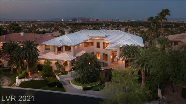 5052 Spanish Heights Drive, Las Vegas, NV 89148 (MLS #2298007) :: Vestuto Realty Group