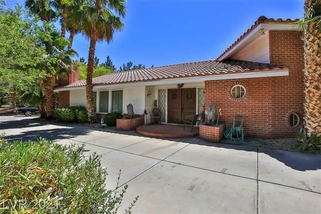 7082 Mira Vista, Las Vegas, NV 89120 (MLS #2298084) :: Signature Real Estate Group