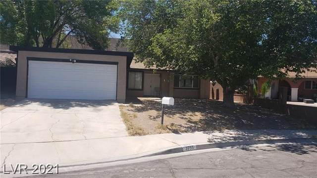 3755 Chutney Street, Las Vegas, NV 89121 (MLS #2298098) :: The Chris Binney Group | eXp Realty