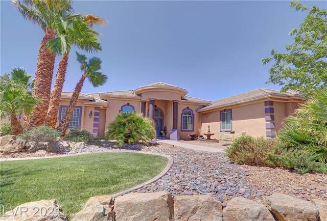 3360 California Street, Pahrump, NV 89060 (MLS #2298116) :: Signature Real Estate Group