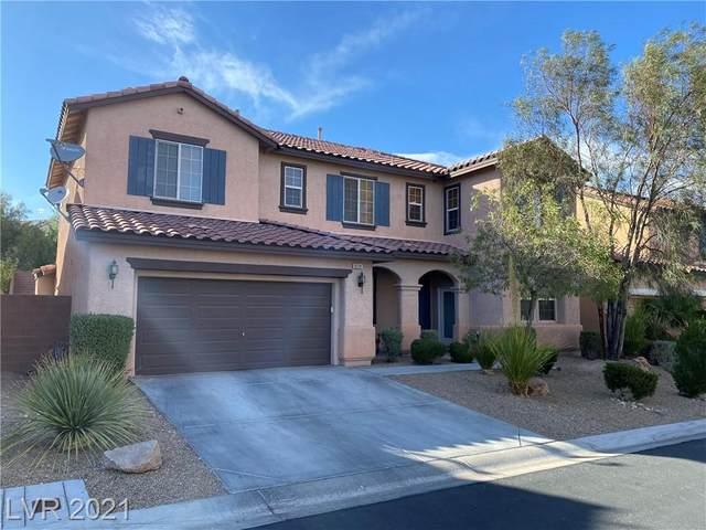 10281 Wolves Den Lane, Las Vegas, NV 89178 (MLS #2298155) :: Vestuto Realty Group