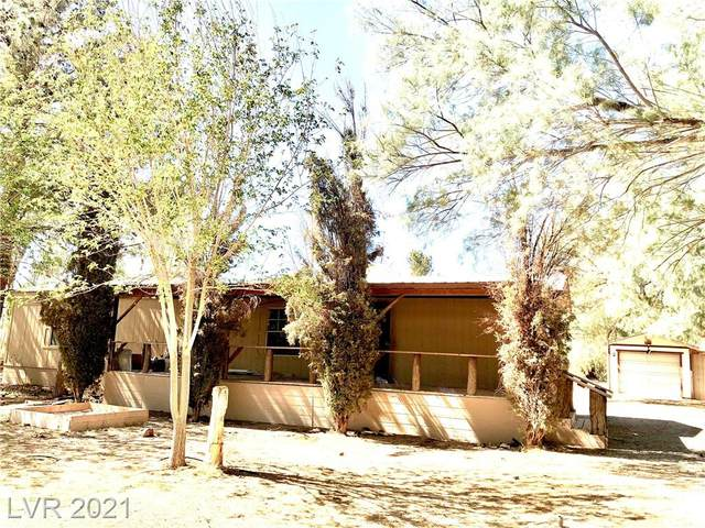 3350 Rand Lane #1, Pahrump, NV 89060 (MLS #2298169) :: DT Real Estate