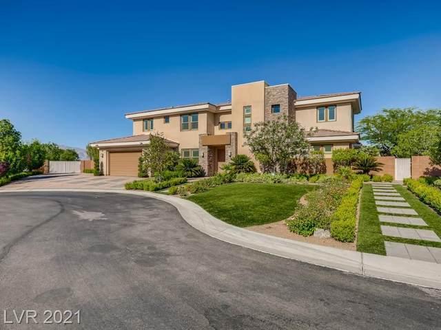 4074 Wild Eagle Circle, Las Vegas, NV 89129 (MLS #2298208) :: Custom Fit Real Estate Group