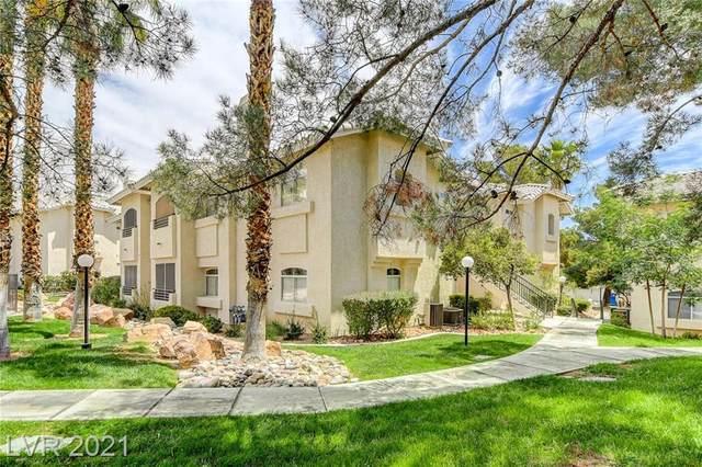 3320 S Fort Apache Road #121, Las Vegas, NV 89117 (MLS #2298221) :: The Shear Team