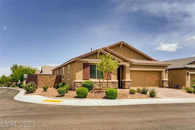 7126 Flora Lam Street, Las Vegas, NV 89166 (MLS #2298254) :: Jeffrey Sabel