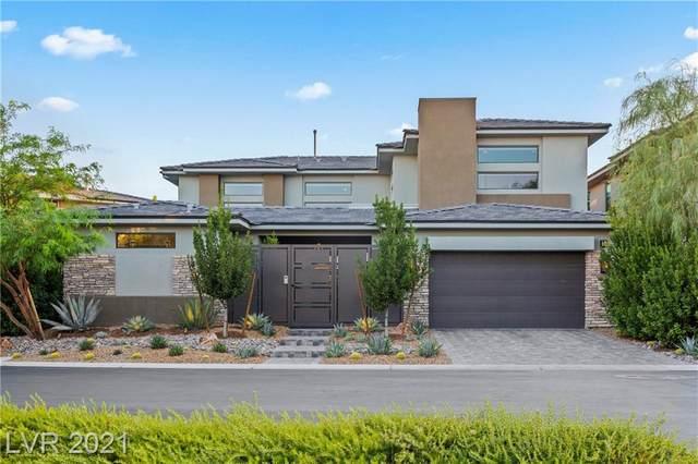 15 Garden Rain Drive, Las Vegas, NV 89135 (MLS #2298280) :: Vestuto Realty Group