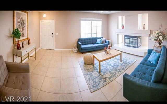 1682 Tassel Fern Avenue, Las Vegas, NV 89183 (MLS #2298298) :: Signature Real Estate Group