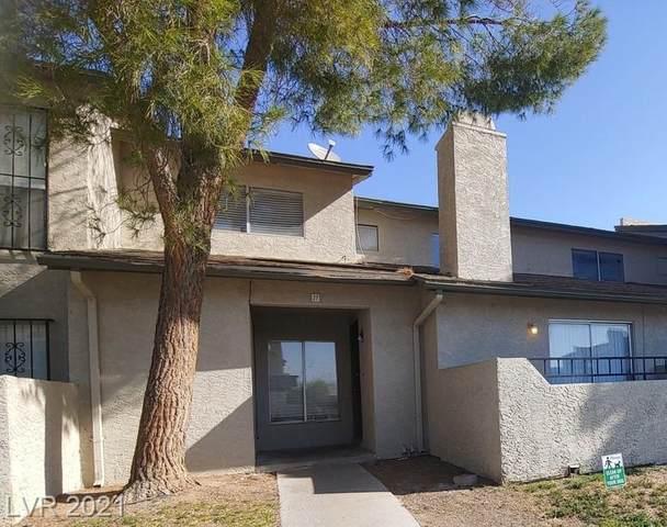 2941 Country Manor Lane #27, Las Vegas, NV 89115 (MLS #2298310) :: Lindstrom Radcliffe Group